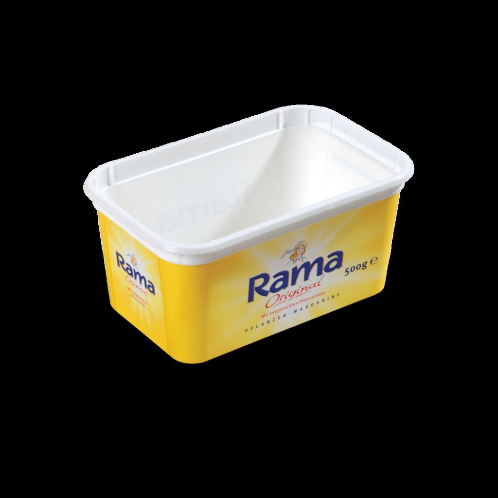 Margarine-Tub